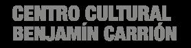 Centro Cultural Benjamín Carrión Logo