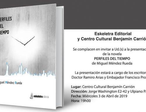 """""""PERFILES DEL TIEMPO"""" EN LA CASA CARRIÓN"""
