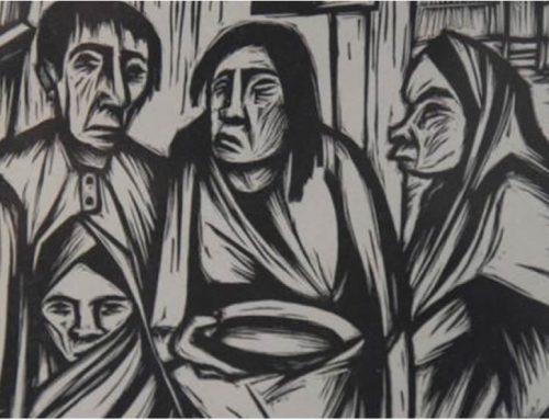 30 grabados de Galo Galecio se vinculan con la literatura. Diario El Comercio