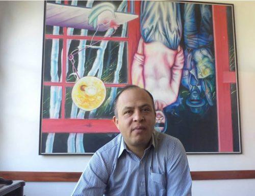 'SOLEMNIDAD DEL FUEGO' DE GABRIEL CISNEROS