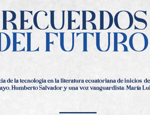 CUADERNILLO LITERARIO «RECUERDOS DEL FUTURO» – CCBC
