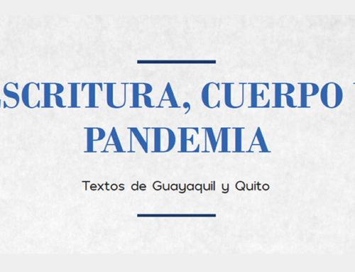 SE PUBLICA NUEVO CUADERNILLO VIRTUAL DEL CCBC: ESCRITURA, CUERPO Y PANDEMIA